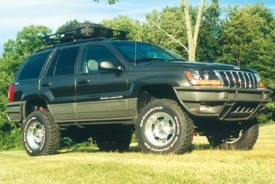 WJ Suspensions