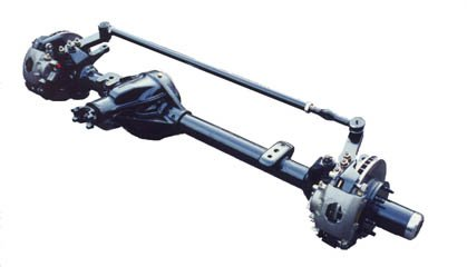Dana 44 Front Axles - Thompson's Foothill Offroad